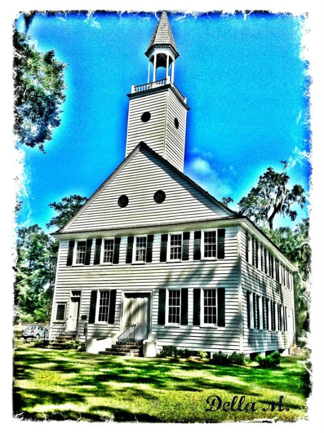 Midway Congregational Church, 1792