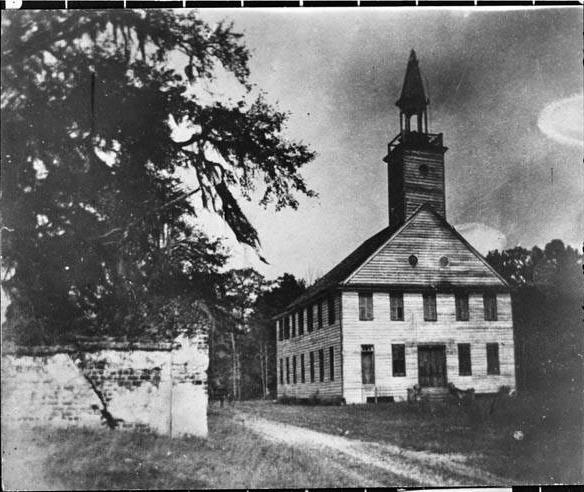 Midway Curch, circa 1875